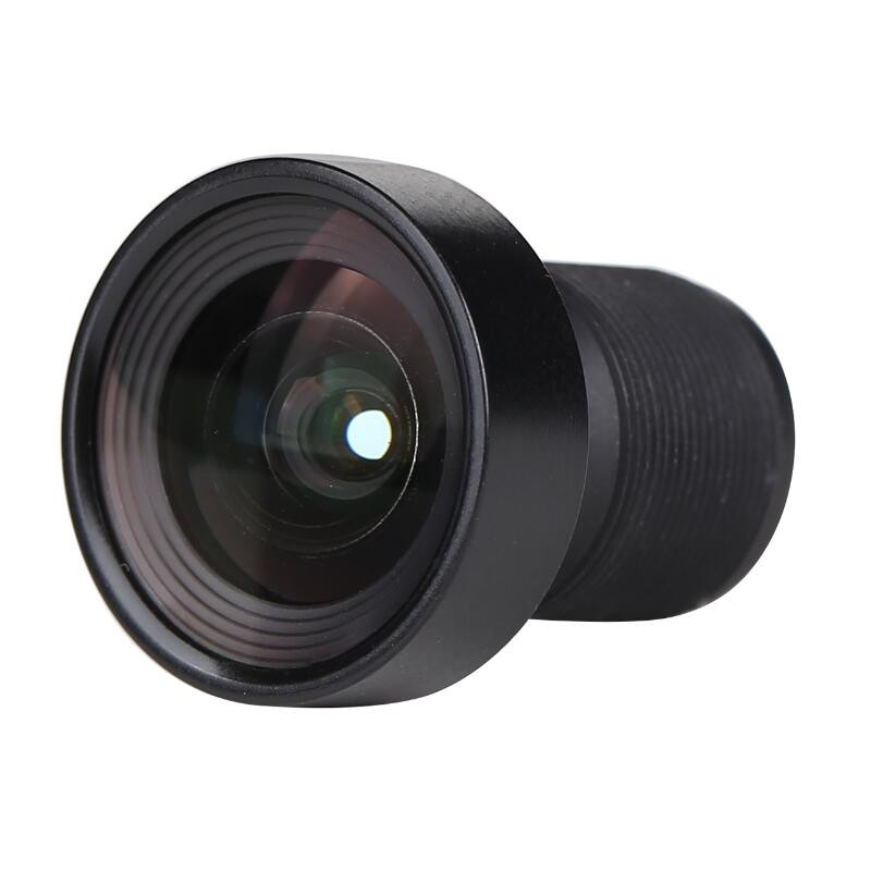 8K Lens 3.8mm f/2.8 82d HFOV 16mp (No Distortion)
